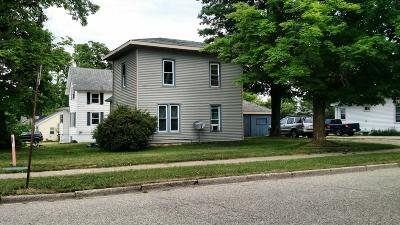Big Rapids Single Family Home For Sale: 517 Clark Street
