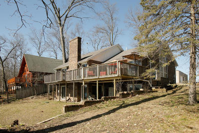 Delton Single Family Home For Sale: 7191 Norwood Drive