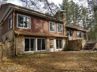 Single Family Home For Sale: 8039 S M-37