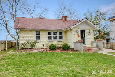 Single Family Home For Sale: 9029 W West End Drive