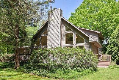 New Buffalo Single Family Home For Sale: 16624 Lakeshore Road