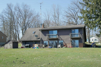 Single Family Home For Sale: 1064 Oliverda Road
