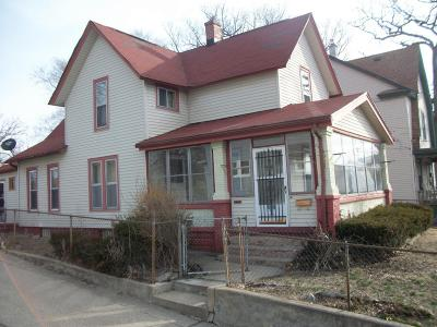 Grand Rapids, East Grand Rapids Single Family Home For Sale: 717 Franklin Street SE