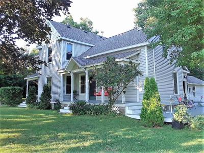 Coldwater MI Single Family Home For Sale: $279,000