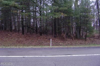 Muskegon County, Oceana County, Ottawa County Residential Lots & Land For Sale: N Holton Road