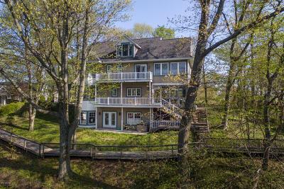 Single Family Home For Sale: 2376 Waukazoo Trail
