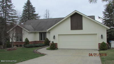 Hillsdale Single Family Home For Sale: 4149 Kim Drive