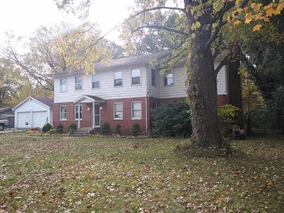 Berrien County Single Family Home For Sale: 6556 Paw Paw Ave Avenue