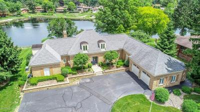 Battle Creek MI Single Family Home For Sale: $499,900
