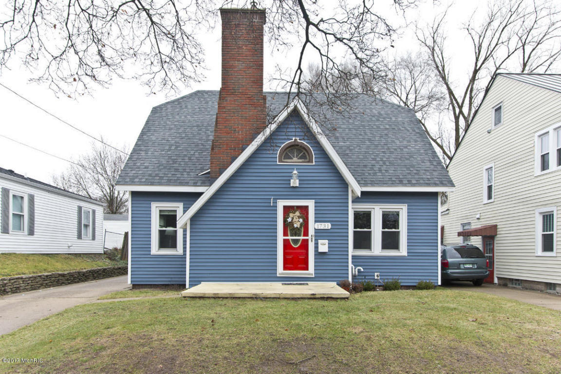 Listing: 1731 Fourth Street NW, Grand Rapids, MI.  MLS# 18016732 ...