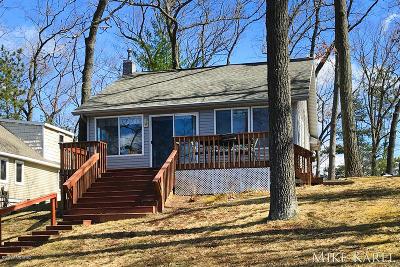Baldwin Single Family Home For Sale: 10171 S Lakeside Ridge Road