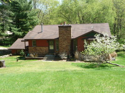 Canadian Lakes Single Family Home Active Contingent: 11580 Cheyenne Wells