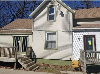 Muskegon Heights Single Family Home For Sale: 3033 6th Street