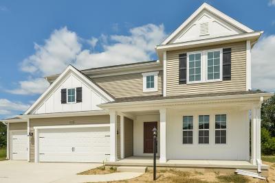 New Buffalo Single Family Home For Sale: 18804 Leonard Court