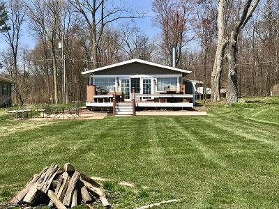 Cass County Single Family Home For Sale: 68613 Oak Spring Road