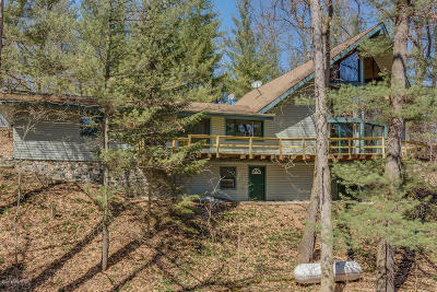 Bridgman Single Family Home For Sale: 4326 Wildwood Drive