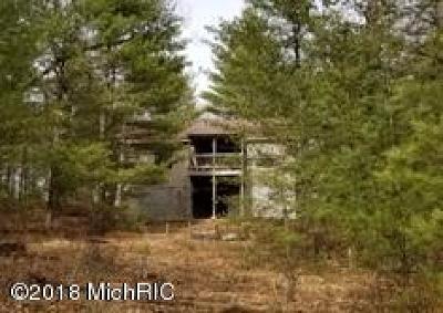 Baldwin Single Family Home For Sale: 8677 W Rockwood Avenue