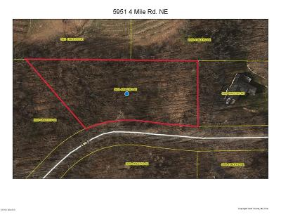 Ada Residential Lots & Land For Sale: 5951 4 Mile Road NE