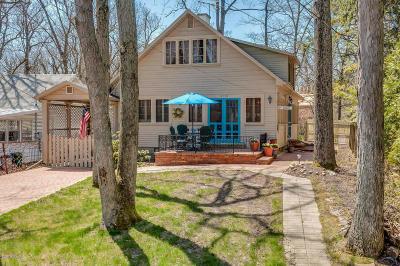 New Buffalo Single Family Home For Sale: 47109 Cedar Avenue