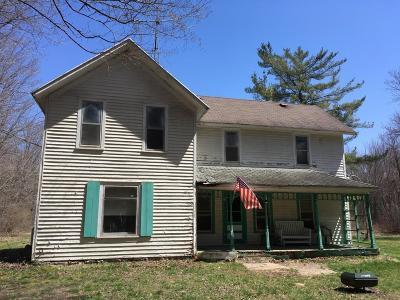 Grand Junction Single Family Home For Sale: 06051 48 1/2 Street