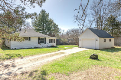 Single Family Home For Sale: 320 Alden Nash Avenue SE