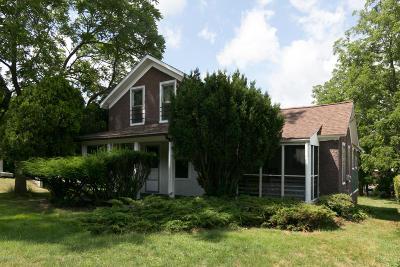 Parchment Single Family Home For Sale: 3011 Riverview