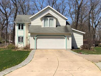Edwardsburg Single Family Home For Sale: 68830 3rd Street