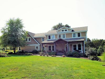 Rockford Single Family Home For Sale: 9351 Alshire Farms Drive NE