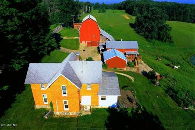 Barry County Single Family Home For Sale: 3600 Pifer Road