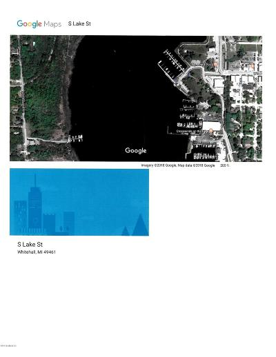 Muskegon County, Newaygo County, Oceana County, Ottawa County Residential Lots & Land For Sale: 115 Lake Street