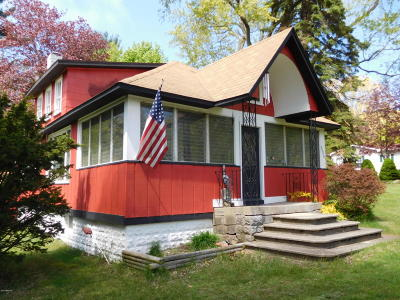 Coloma Single Family Home For Sale: 3554 Park Street