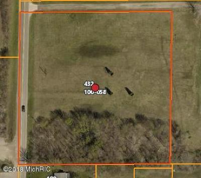 Coopersville Residential Lots & Land For Sale: 432 N 64th Ave Parcel #1