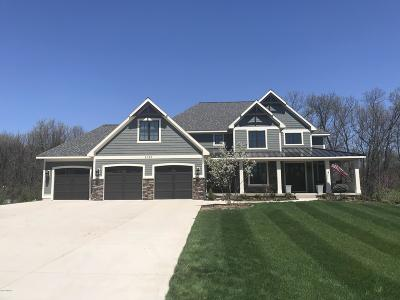 Hudsonville Single Family Home For Sale: Lot 16 Fox Meadows