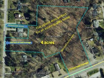 Harbert Residential Lots & Land For Sale: 13615 N Prairie Road