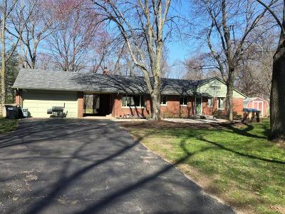 Benton Harbor Single Family Home For Sale: 2176 Samuel Avenue