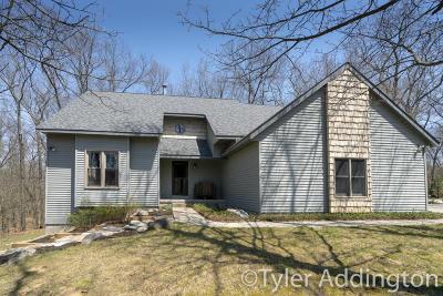 Single Family Home For Sale: 4358 4 Mile Road NE