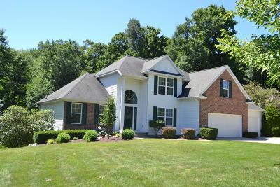 Rockford Single Family Home For Sale: 3490 Diamond Ridge Drive NE