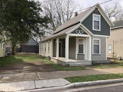 Single Family Home For Sale: 736 Baxter Street SE