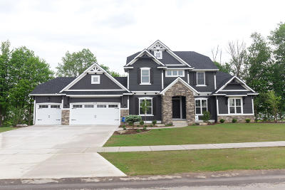 Grandville Single Family Home For Sale: 5759 Stonebridge Drive