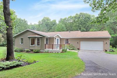 Lowell Single Family Home For Sale: 249 Tia Trail SE