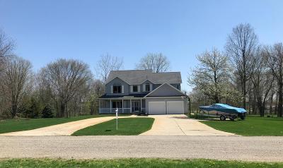 Single Family Home For Sale: 7250 Brooks Lane NE