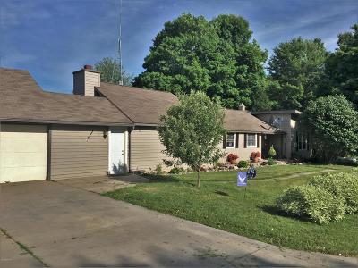 Big Rapids Single Family Home For Sale: 16783 230th Avenue
