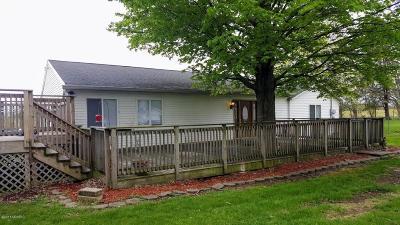 Berrien Center Single Family Home For Sale: 7334 Elm Street Street
