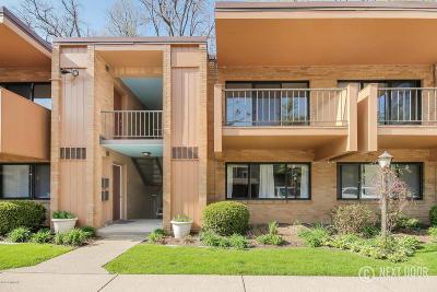 Grand Rapids Condo/Townhouse For Sale: 23 College Avenue #5