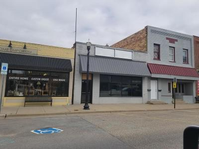 Scottville Commercial For Sale: 131 S Main Street