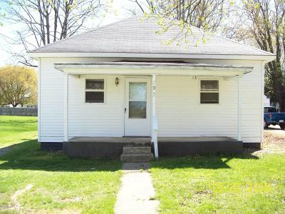 Galien Single Family Home For Sale: 302 S Cleveland Avenue