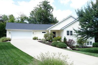 Caledonia Single Family Home For Sale: 7415 E Morgan Ln Court SE