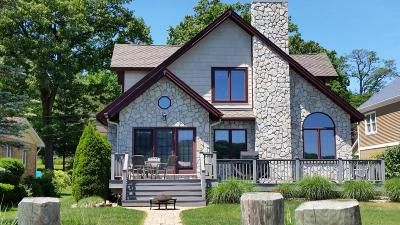 Cass County Single Family Home For Sale: 55921 Inn-D-Inn Drive