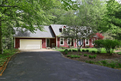 Grand Haven Single Family Home For Sale: 11670 Loggers Trail