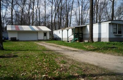 Hillsdale MI Single Family Home For Sale: $39,900